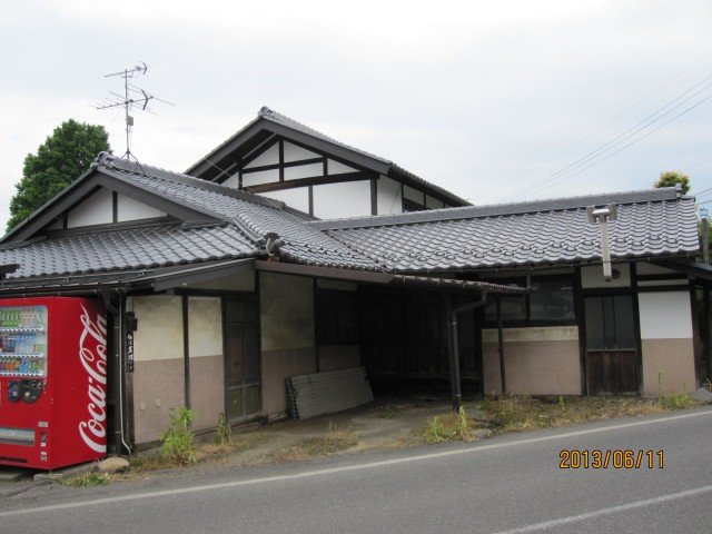 車庫(屋根付)