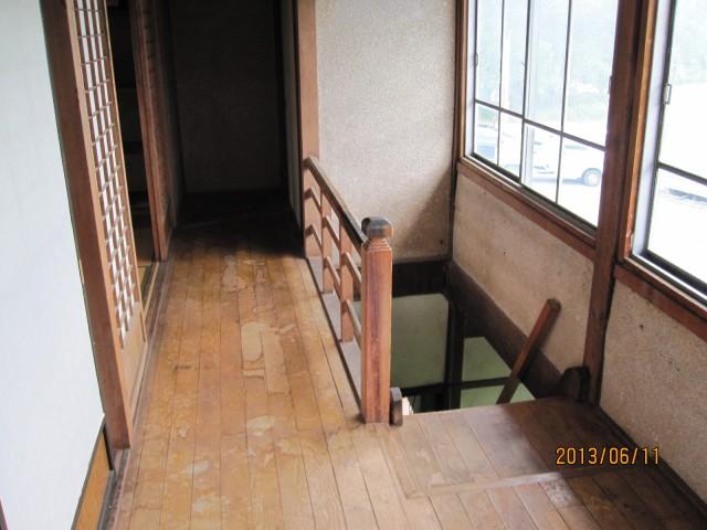 2階階段踊り場