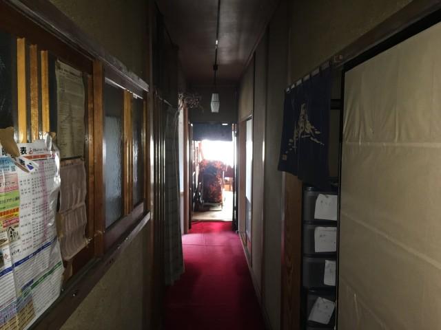 室内 廊下