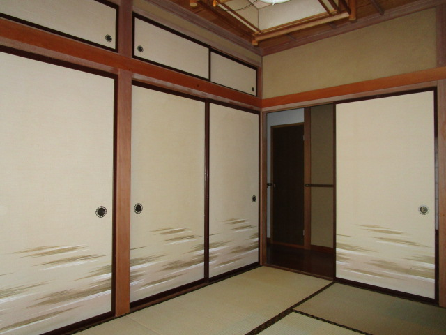 1階北東和室です。