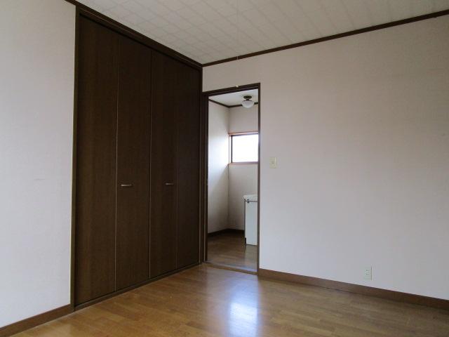 2階中西洋室です。
