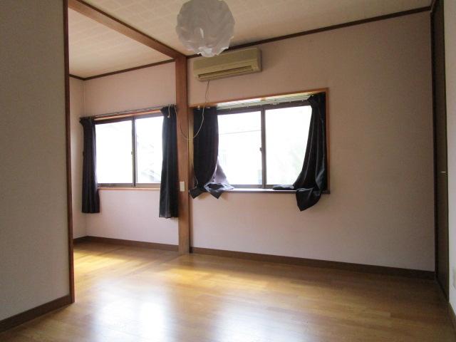 2階東洋室です。