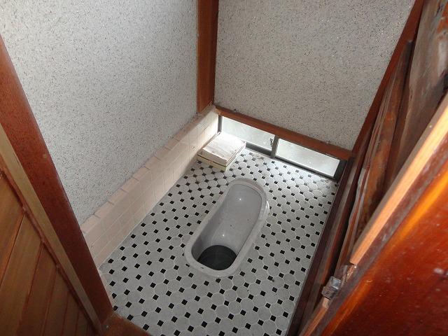 トイレ・汲取り