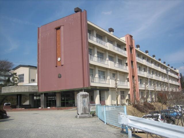 飯田西中学校
