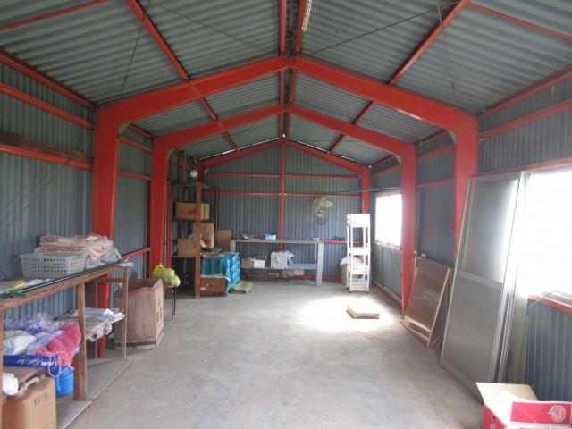 車庫・収納スペース
