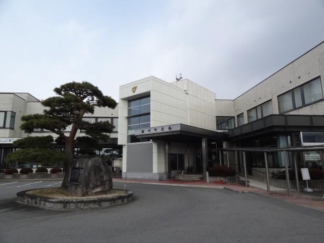 松川町役場