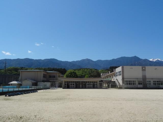 松川中央小学校