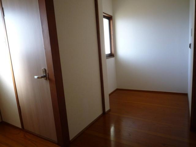 玄関横フリースペース