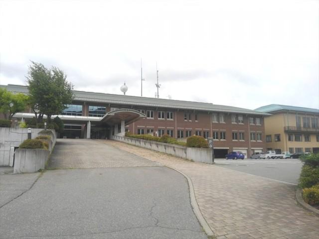 麻績村役場