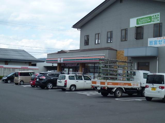 7-11穂高富田店