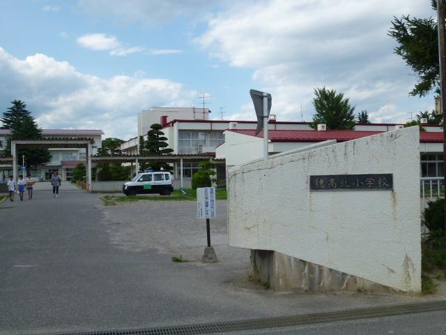 穂高北小学校