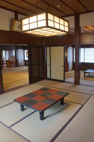 このような個室も2部屋御座います