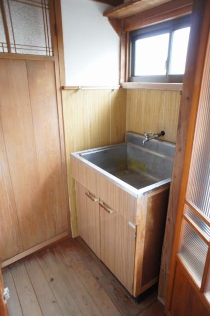 洗面、流し台