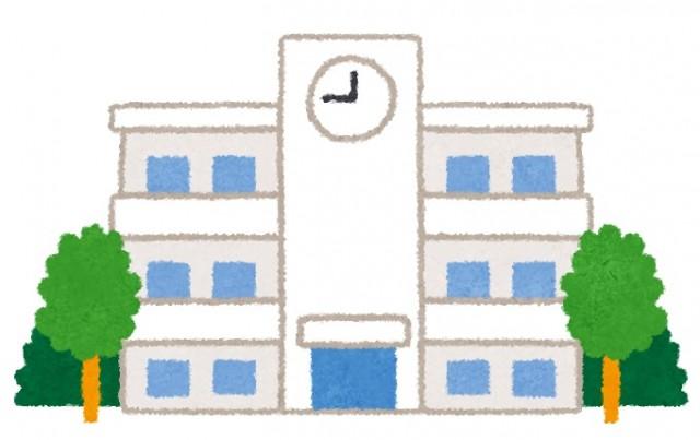 豊田中学校750m