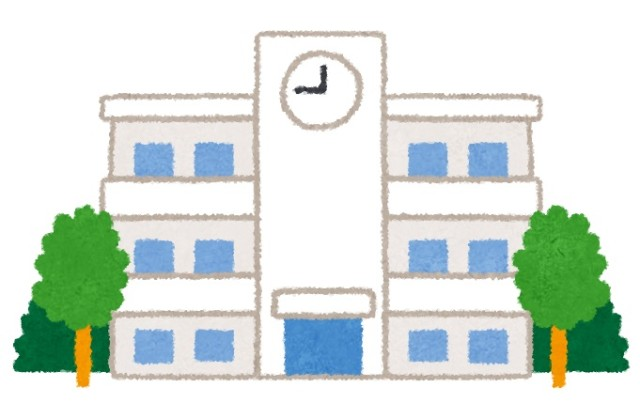 山ノ内町西小学校8.5km(通学バス有り)