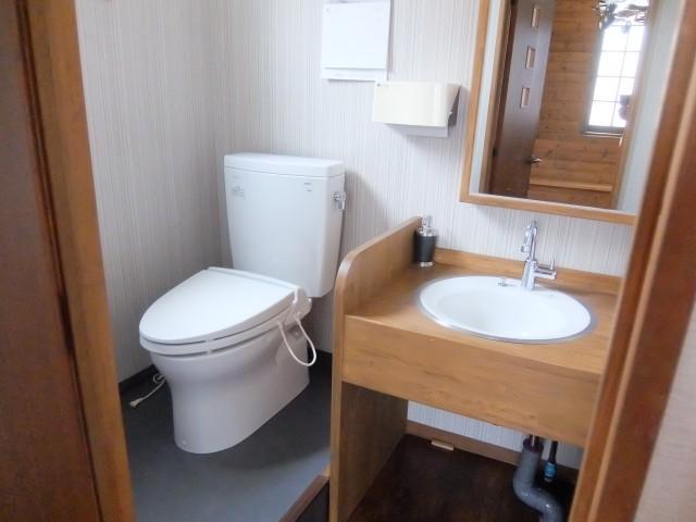 洗面 トイレ