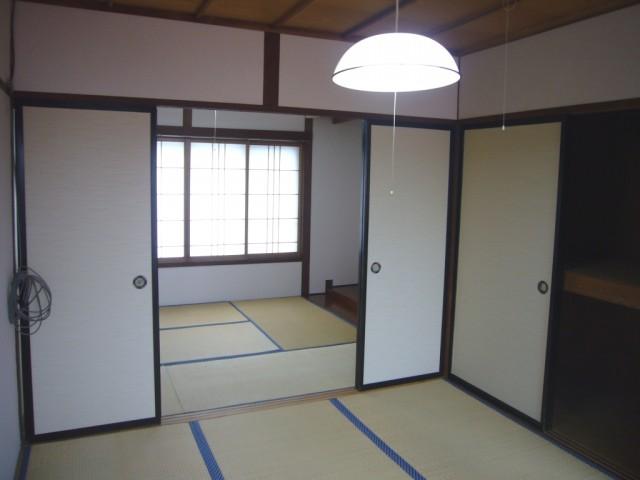 2階和室 2部屋