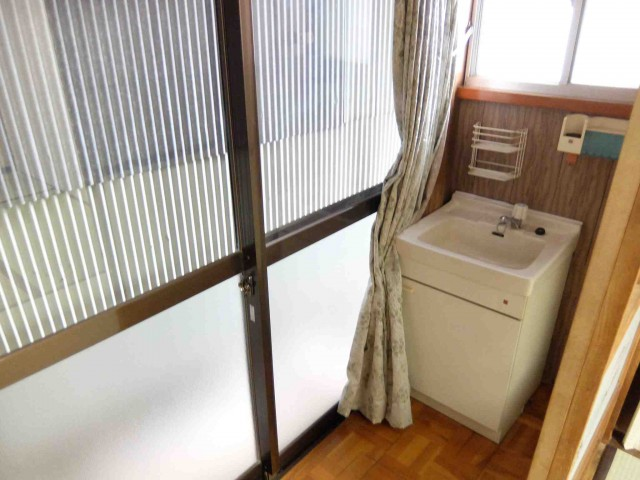 1階 洗面台