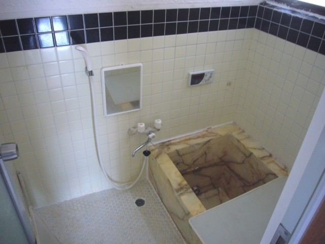 1階風呂 シャワー 追い炊き