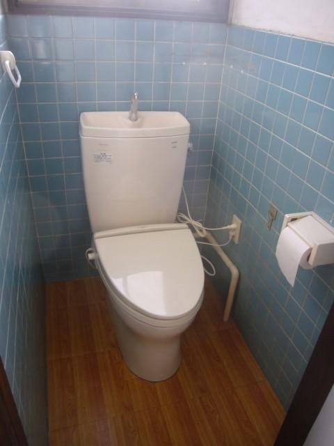 3階 トイレ