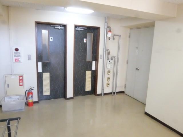 3階 B号室