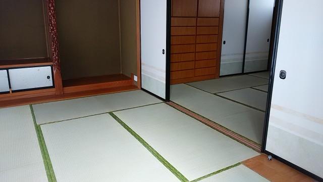 2階和室続き間