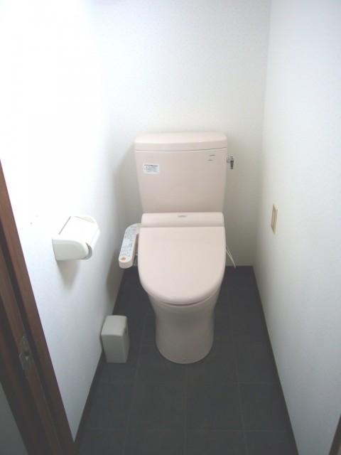 1号室トイレ