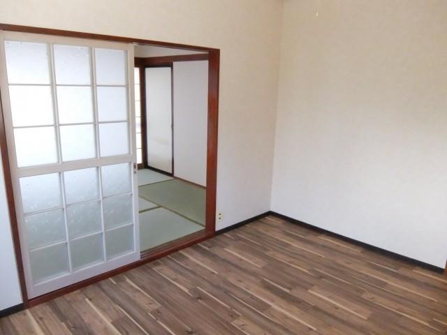 1階DK 和室