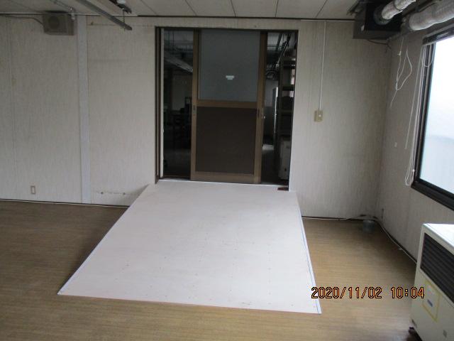 2階スロープ