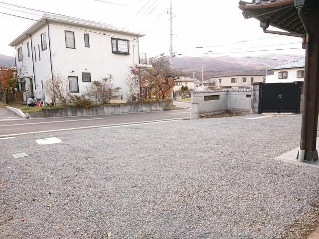 庭・駐車場