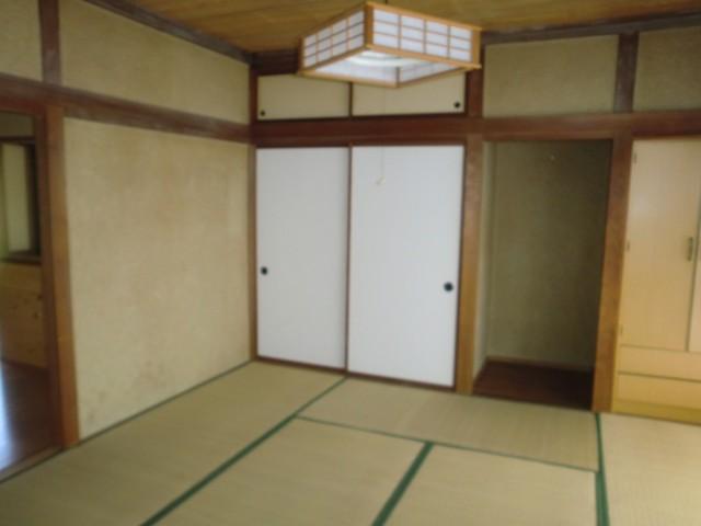 1F:和室
