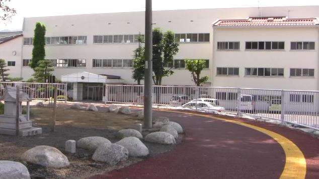 辰野中学校