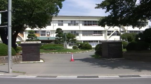 辰野西小学校
