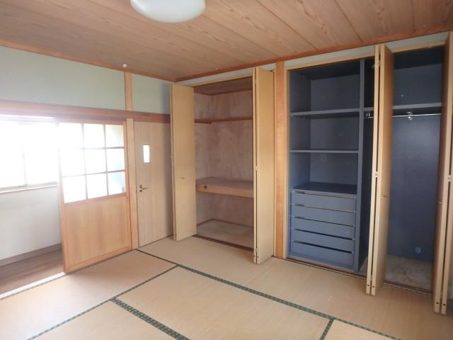 南側2F 和室