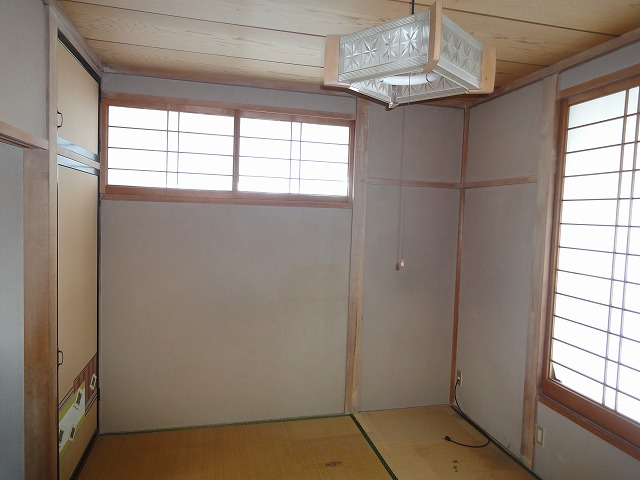 2階東側の和室