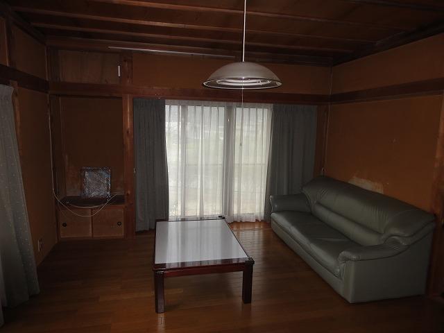 1階洋室です。