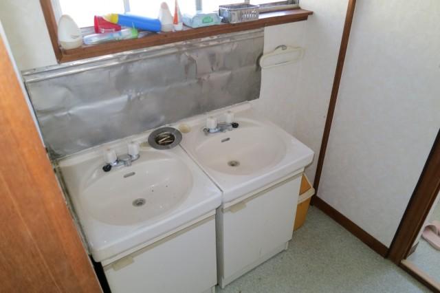 洗面(2階)
