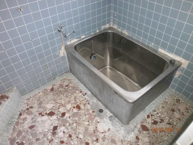 浴室(タイル)
