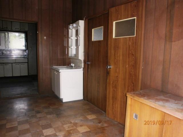 玄関・洗面