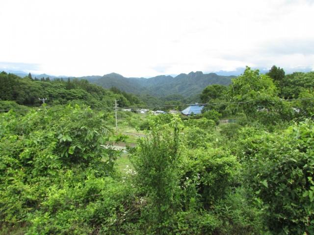 南側の景観