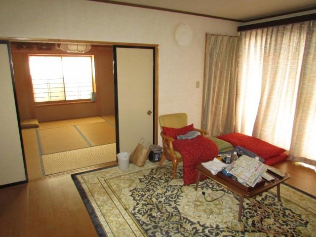 1階洋室~和室