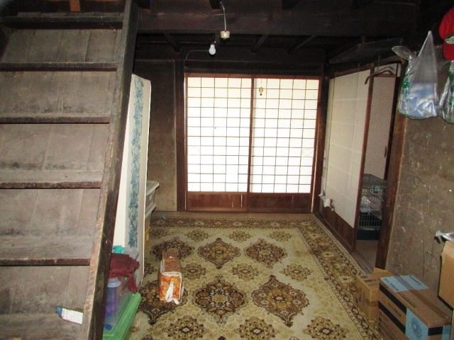 和室(階段)