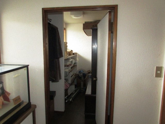 2階クローゼット
