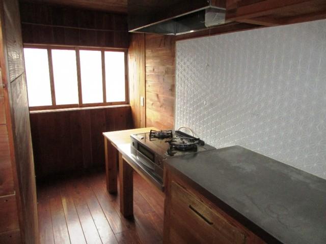 キッチン(ガス台)