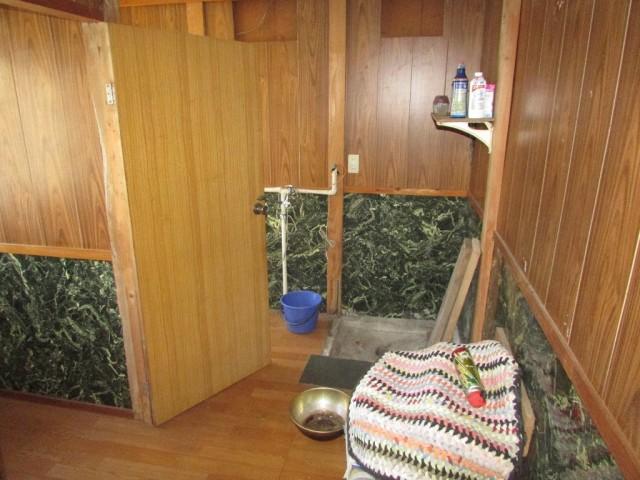 脱衣室・洗面