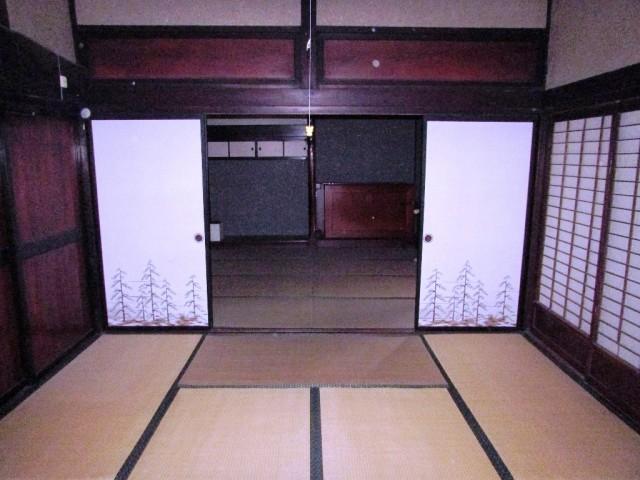 和室8帖(続き間)
