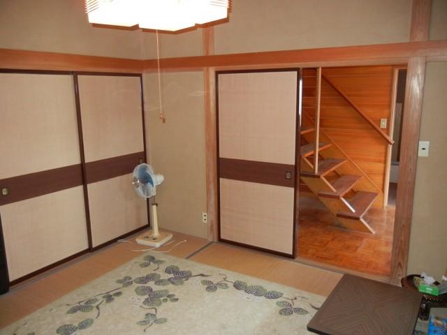 1階和室8帖