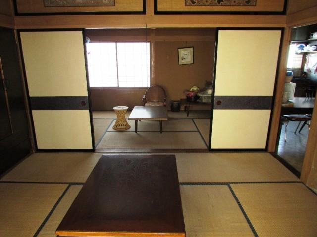 1階和室(続き間)