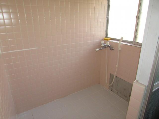 浴室(浴槽なし)