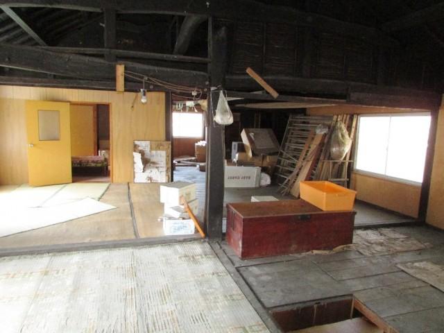 2階板の間